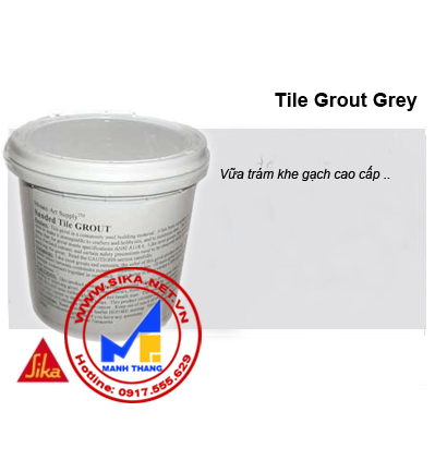 Tile Grout Grey